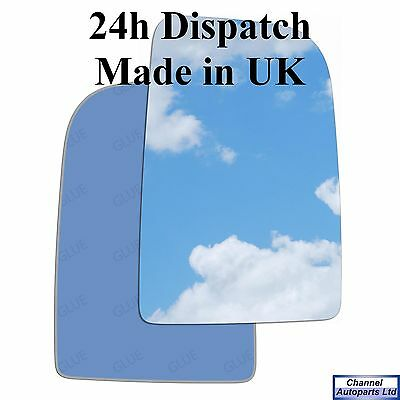 Right Driver Side Mirror Glass Mercedes-Benz Sprinter 2006-2014 #104RS