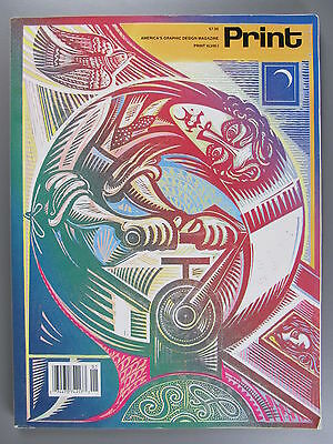 Print: America's Graphic Design Magazine, Vol. 48, No. 1, Jan.-Feb., 1994