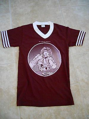 Sammy Hagar RARE Original 1980 Tour Shirt Bill Graham NEW Size Small Van Halen
