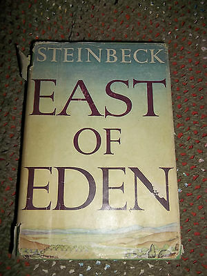 EAST OF EDEN BY JOHN STEINBECK ~ SEARS READING CLUB EDITION