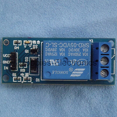 One Channel 5 V Relay Module For PIC ARM AVR DSP Arduino