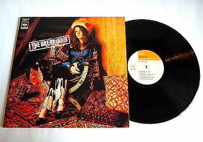JANIS JOPLIN The Great Janis JAPAN VINYL LP SOPN-121 w/Gatefold Cover & Insert