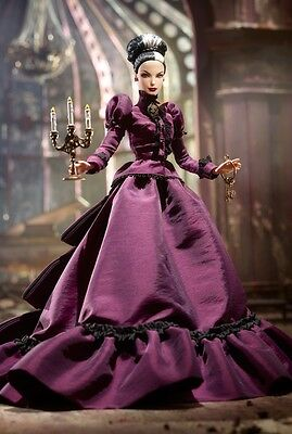 Haunted Mansion Beauty Mistress of the Manor 2014 Barbie