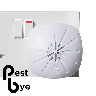 Pestbye Plug In Mouse Mice Rat Rodent Ultra Sonic Repeller Repellent Deterrent