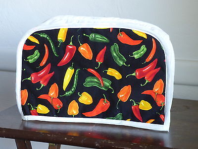 Chili 2 Slice Toaster Appliance Cover, New