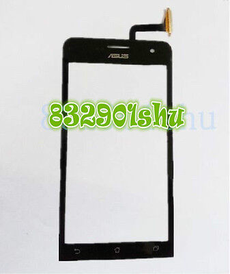 New Touch Screen Digitizer For ASUS Zenfone 4 replacement black free ship shu