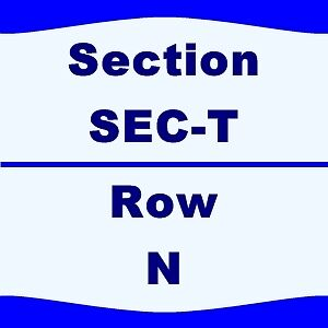 1 Ticket Jimmy Buffett 8/15 Xfinity Center - MA Sect-SEC 1