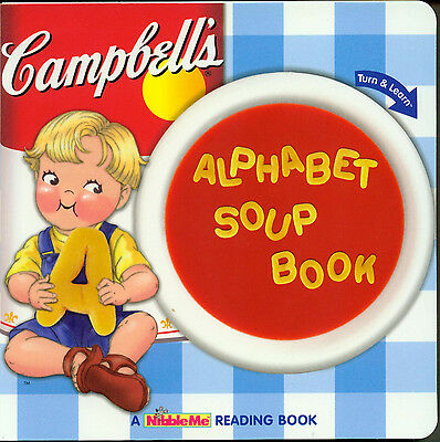 CAMPBELLS SOUP KIDS COLLECTIBLE BOOK new 1st ed mint HBK Great Gift Idea