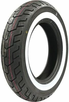 Dunlop D404 Wide White Wall R-STAR Front Motorcycle Tire 150/80-16 32NM-91