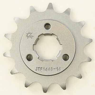 JT Sprockets Front Sprocket 14T For Suzuki DR650SE 96-09 JTF1448.14 JTF1448 14