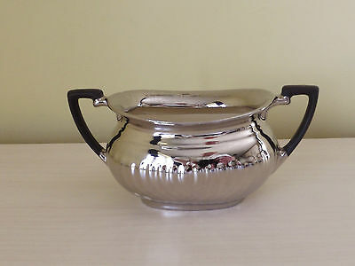 Devon Ware Fieldings Georgian Silver Twin Handled Dish