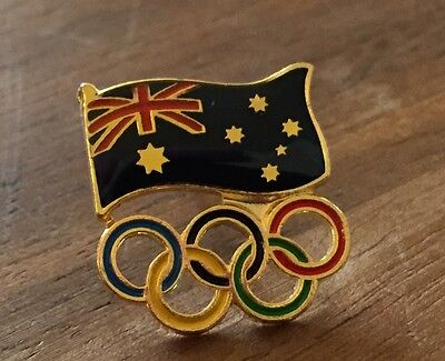 Australia Undated (2000's) National Olympic Committee (NOC) Pin