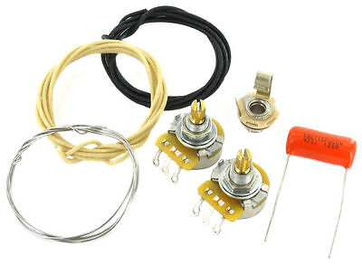 P-Bass Wiring Kit More Tone & Dynamics MONTREUX fits to Precision Bass ®