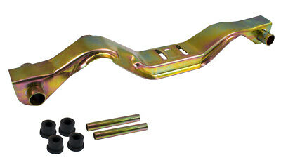 1979-1993 Mustang Adjustable Transmission Double Hump Crossmember Dual Exhaust