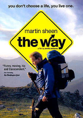 The Way (DVD, 2012) BRAND NEW FREE SHIPPING
