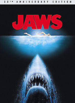 Jaws (DVD, 2005, 2-Disc Set, Widescreen) BRAND NEW, SEALED. FREE SHIPPING