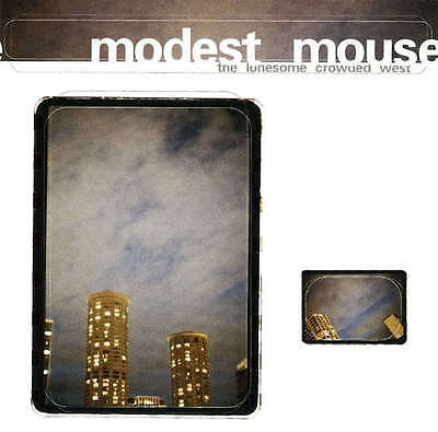 Modest Mouse The Lonesome Crowded West 2x 180gm Vinyl LP Record bonus song! NEW!