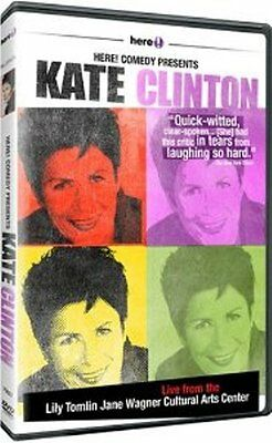 30 DVD MOVIE WHOLESALE LOT COMEDY PRESENTS KATE CLINTON 30 UNITS ALL OF THE SAME