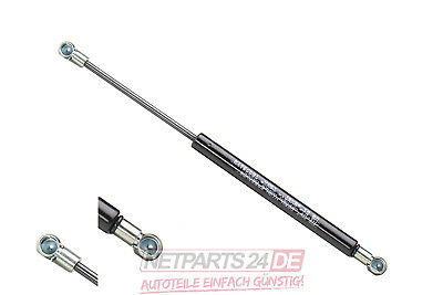 2x GASFEDER KOFFER-/LADERAUM SMART FORTWO Coupe (450) 01/04-