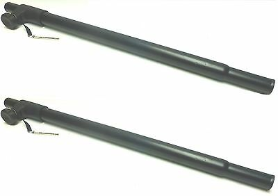 (2) Two  Adjustable Sub-Mount Pole Attachment Extension Shaft