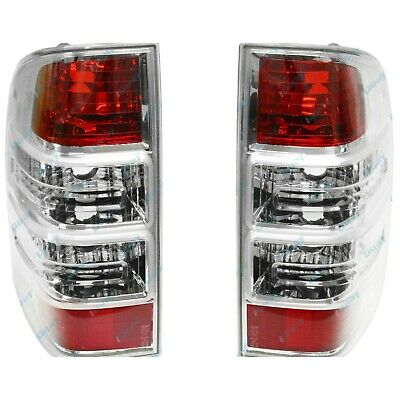 #1 Ford Ranger PK '09-'11 Ute Replacement Tail Lights Pair LH+RH ADR NEW