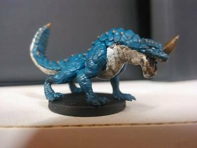 GUARD DRAKE - DUNGEONS & DRAGONS MINIATURES ICONS OF THE REALMS TIRANNY #22