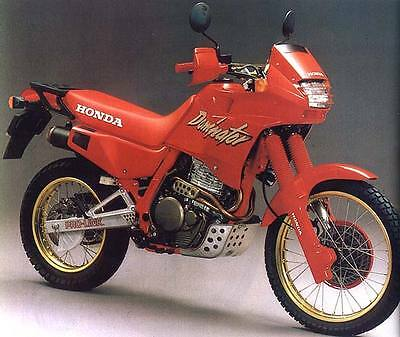 Manuale di Officina HONDA NX 650 DOMINATOR MY 1988
