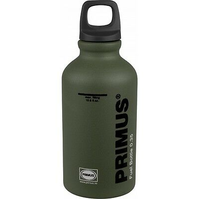 Primus Fuel Bottle 0.35 L litre Green Omnifuel stove Spare fuel container