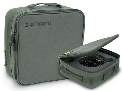 Shimano NEW Carp Fishing OCD Range Padded Scales Pouch - SHOL19