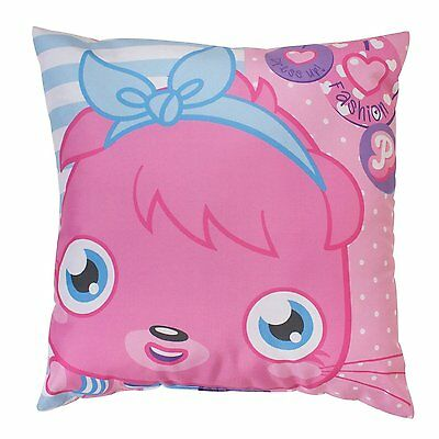 Moshi Monsters Vogue Pink Filled Cushion Free P&P