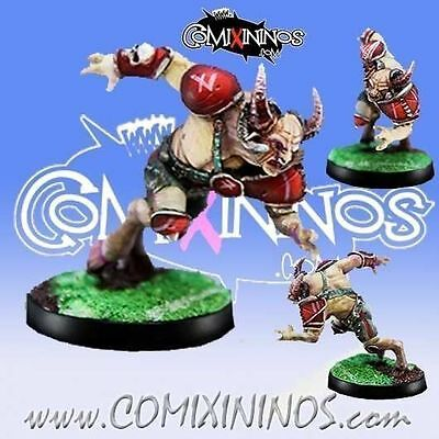 Fantasy Football - Chaos BEASTMEN nº 7  for Blood Bowl - Willy Miniatures