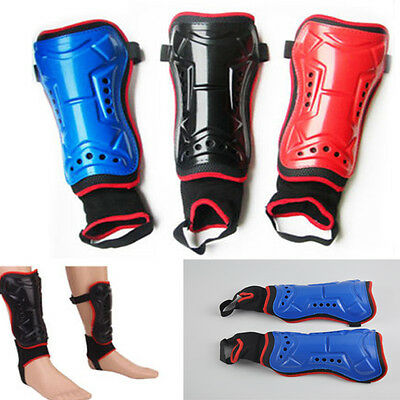 New 1 pair Football Shin Guards Pads Shinguard Protector Ankle With Ankle Socks