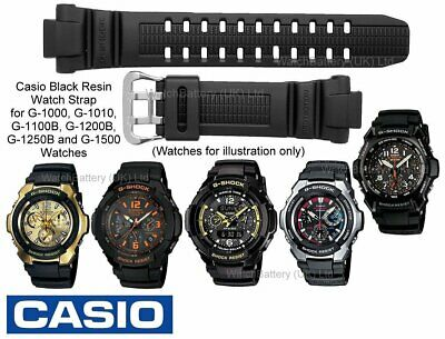Genuine Casio Watch Strap.Replacement for GW-2000, GW-2500, GW-3000 and GW-3500