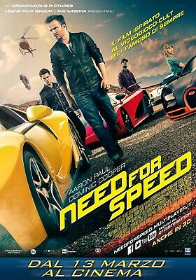 Need For Speed (Limited 3D Steelbook) (Blu-Ray 3D + Blu-Ray) 01 DISTRIBUTION