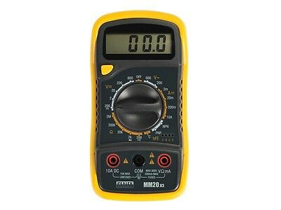 Sealey MM20 Digital Multimeter 7 Function with Thermocouple