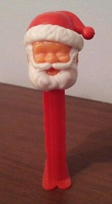 Vintage Santa Claus  Pez Dispenser With Feet