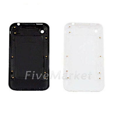 New Housing Rear Back Door Battery Cover Case For iPhone 3G 8GB 16GB + Sim Tray