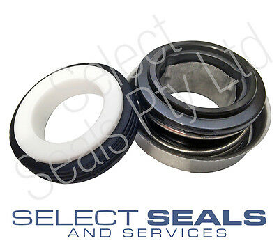 Sherwood Engine Pump Mechanical Seals 15955BES Carbon vs Ceramic