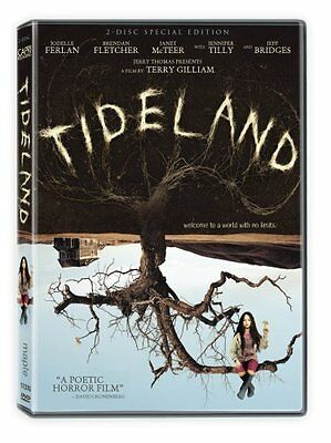 Tideland (DVD, 2007, 2 Disc Special Edition)