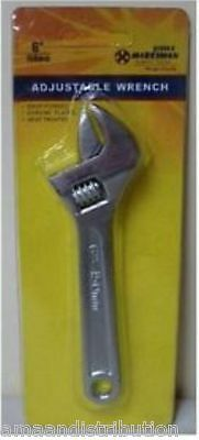 Marksman 6 inch Adjustable Wrench