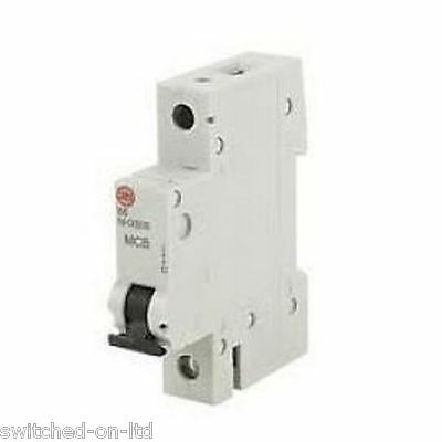 WYLEX MCB's NHX TYPE B  6,10,16,20,32,40 AMPS FUSE BOARD CIRCUIT BRAKERS