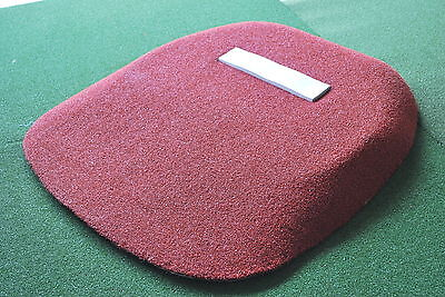 Portable Pitching Mound- Artificial Clay Turf