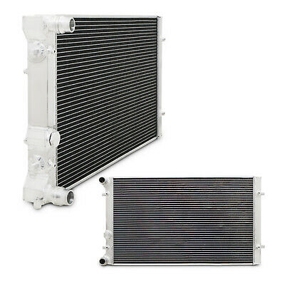 Audi A3 S3 Tt 1.8T Quattro 01-06 Twin Core Aluminium Alloy 42Mm Race Radiator