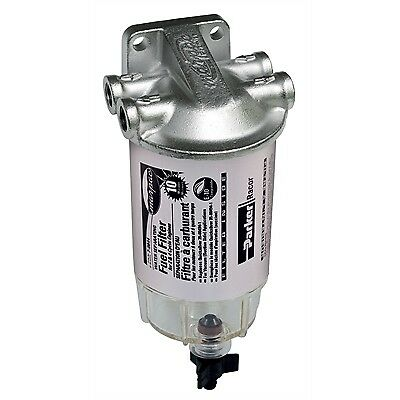 Marpac 7-0845 Fuel Water Separator Water Collecting Clear Bowl Universal
