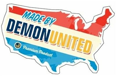 Demon Snowboarding USA Red/White/Blue Made By Stomp Pad