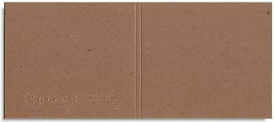 25-Pak Guided Products Paperboard =RePlay 2-Disc Sleeve= 100% Recycled