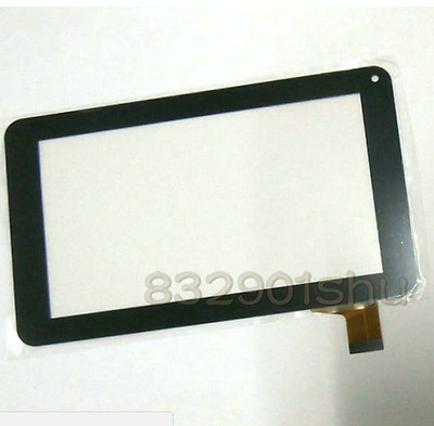 7 Inch New Digitizer Touch Screen Panel For Turbo-X Twister M07A6 Tablet PC SHU