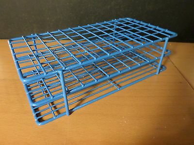 BEL-ART Epoxy-Coated Wire 72-Position 10-13mm Test Tube Rack Holder Support