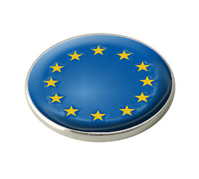 Europe Golf Ball Marker. National Flag. By Asbri