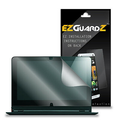2X EZguardz LCD Screen Protector Cover HD 2X For Lenovo ThinkPad Helix 11.6""